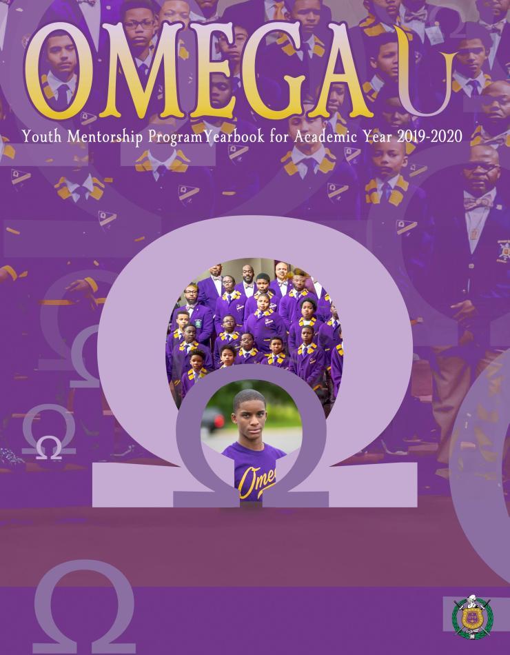 Omega U Front Cover